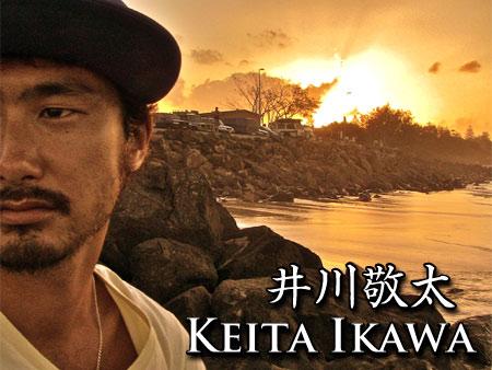 井川敬太/Keita Ikawa