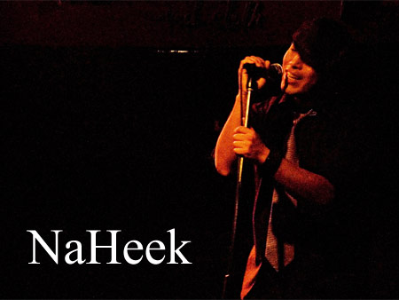 NaHeek (ナヒーク)