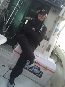第6回 ヒラメ泳がせ 銚子1216_2508